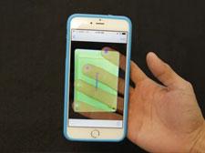 HandyCase让手机实现透明化