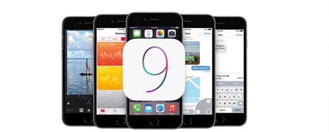 苹果正式发布iOS 9