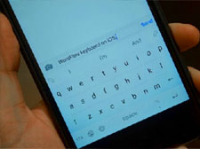 微软将推iOS版键盘应用 支持单手操作