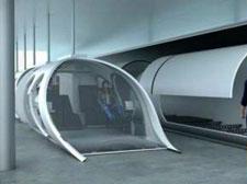 让旅途充满欢乐,超级高铁Hyperloop将采用AR车窗