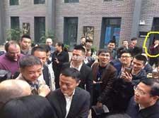 罗永浩回应与马云现身杭州一事 上了一堂三观教