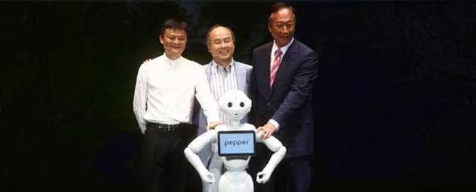 智能机器人的高级阶段:不受人工控制的自我学