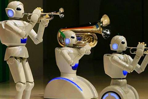 2017机器人创新发展高峰论坛3月在京举办