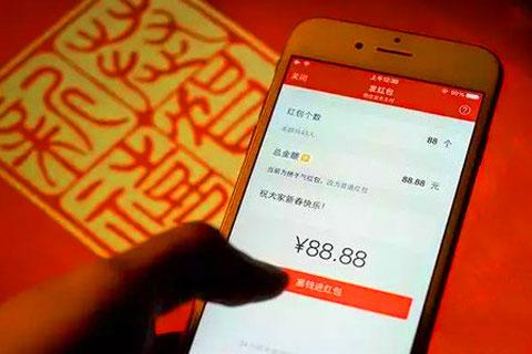 鸡年春节,QQ红包为何大丰收?