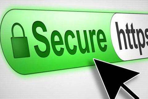 HTTPS首页和http各占有率50%