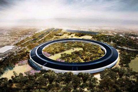 """苹果""""飞船""""即将完工,乔布斯的遗产也就吃完"""