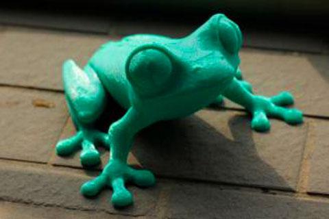 惊呆!那些因3D打印假肢重生的动物:太不可思议