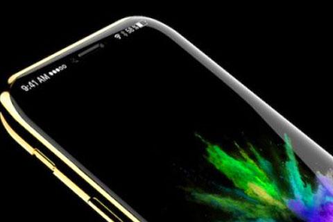 传iPhone8将搭载曲面OLED屏幕 改用USB-C接口