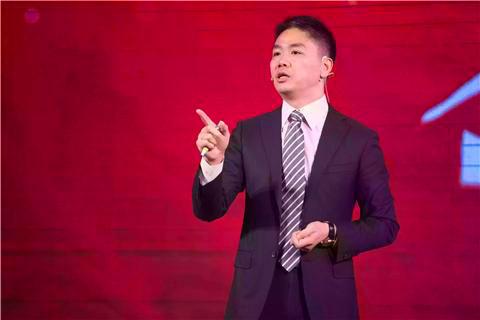 """刘强东谈小微企业""""税收减免"""","""
