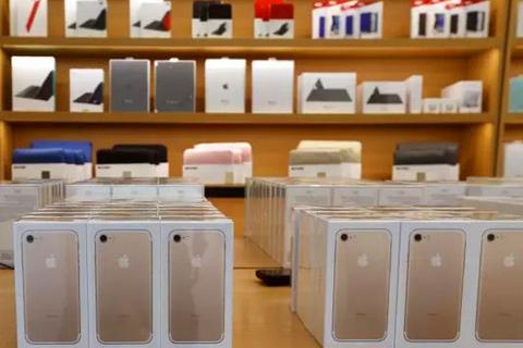 支付宝上线iPhone7租赁服务:每月229元