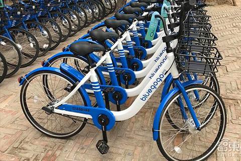 10万单车100万订单 半年免费骑的小蓝单车正式进