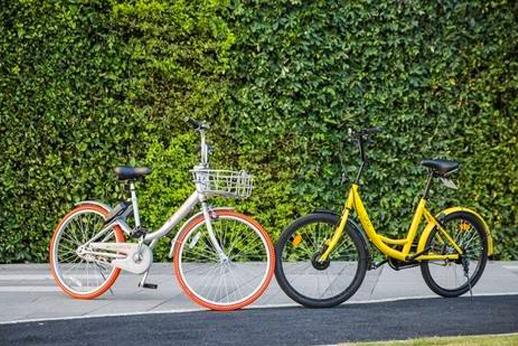 2017年第一季度国内共享单车市场调
