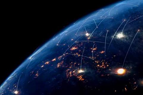 """""""想哭""""病毒全球扩张,是时候调侃下世界地图"""