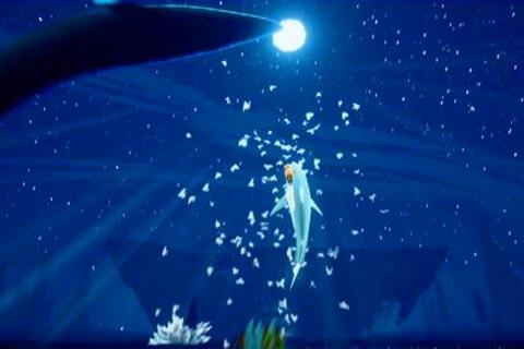 蓝鲸游戏一个这么好的游戏毁在第一关:四点二