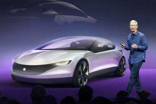 苹果正式宣布搞汽车,你可以从现在开始攒钱了
