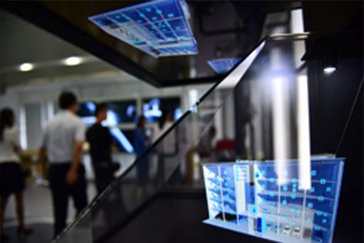 在上海MWC,中兴通讯与中国移动演