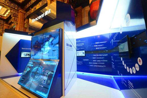 世界互联网大会:马云雅座,雷军