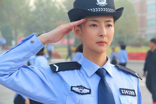 美女主播穿警服直播被拘留,只为