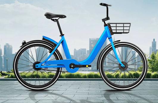 搁置6万小蓝单车,北京最大的单车停