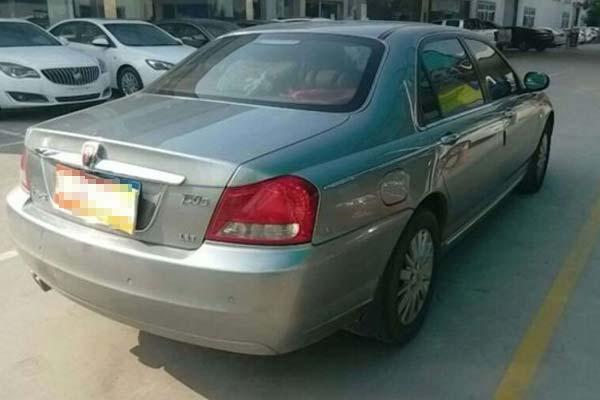 荣威750竞拍卖车价格超预期 买卖车一条龙服务
