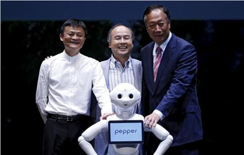 这些互联网巨头正哭着喊着要做机器人