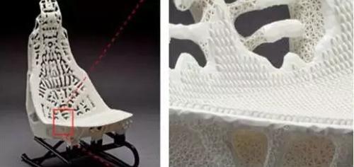 还以为3D打印只用来制作美食糖果煎饼的么?