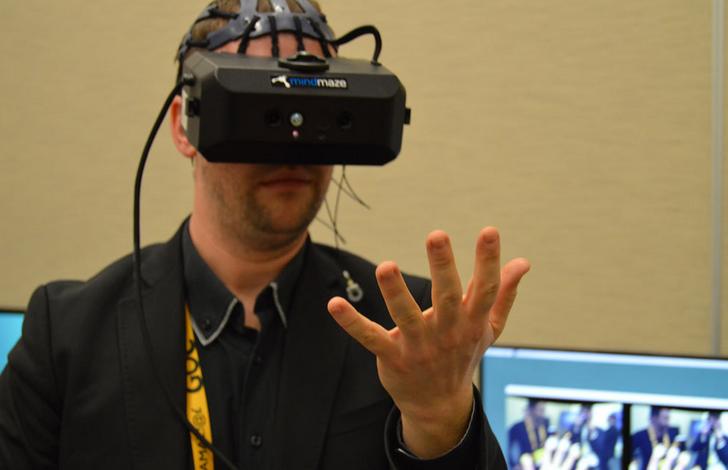 这家刚拿了1亿美元投资的VR公司究竟是做什么的?