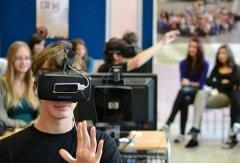 VR+3D打印教育 创造更多可能 思迪佳steam教育培训