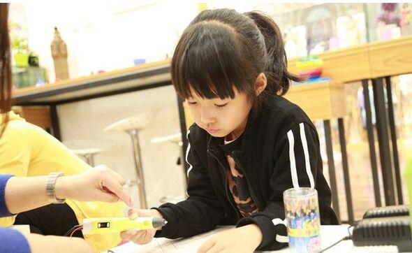 儿童节将至 记梦馆3D打印体验馆升温 让孩子边玩边学