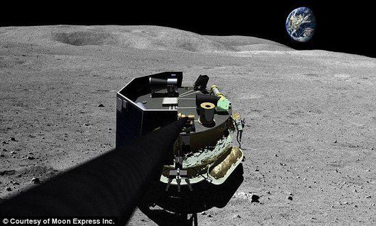 美国FAA拟批准私人公司登月 太空旅行或提前到来