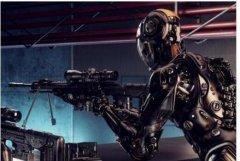 人工智能:机器人战士未来或将走上战场?