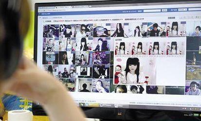 韩国女主播入侵中国:吃饼干3小时引10万粉丝