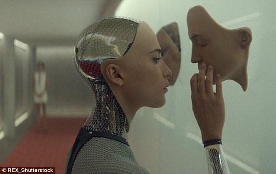 和美女机器人啪啪啪:你愿意吗?