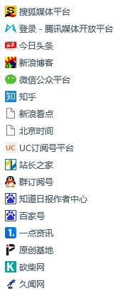 我放弃的那些UGC自媒体平台