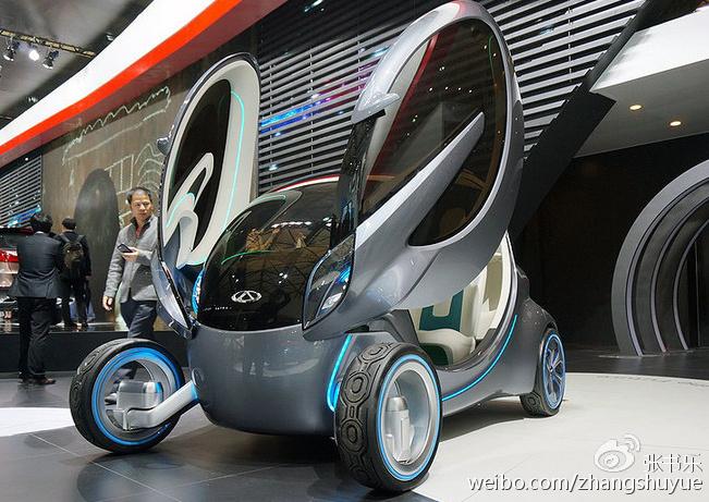"""奇瑞""""触电""""新能源车 慢半拍的进化逆袭"""