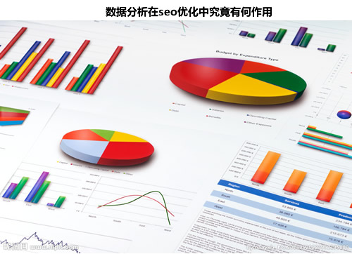 搜索引擎优化通过数据来自诊断网站优化细节