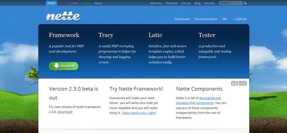 推荐给开发者的11个PHP框架