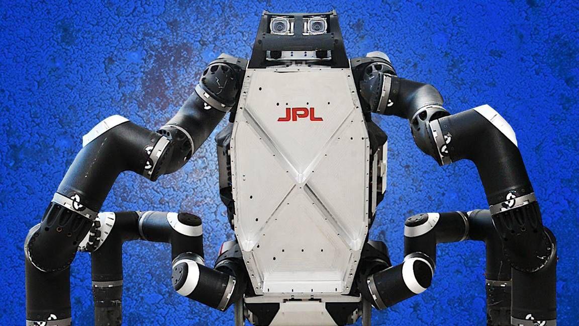 看上去很奇怪的这些机器人可以拯救生命