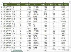 excel数据分析教程(一分钟学会使用Excel做数据分