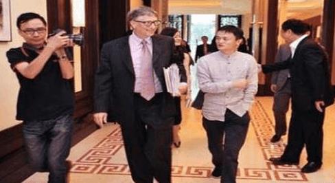 比尔盖茨:马云将成为世界首富 马云回复太精彩