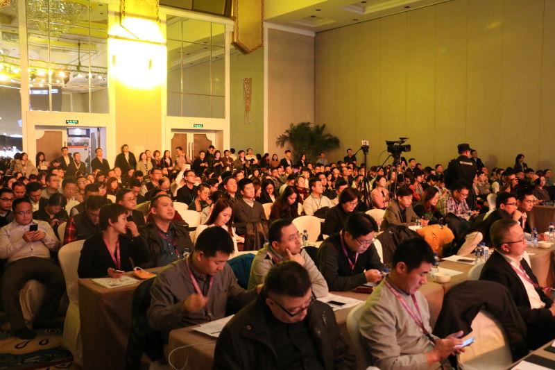 朱鹏炜出席第16届中国股权投资年会圆桌讨论