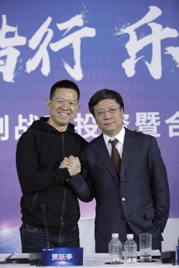 孙宏斌为何如此看好乐视,只因重新发明了电视?