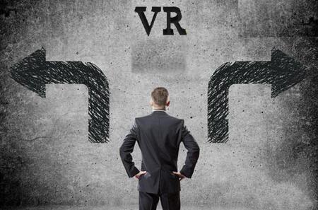 通过VR眼镜赚钱的新兴创业项目