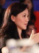 赵安吉美国华人第一家庭小公主,华丽履历亮瞎