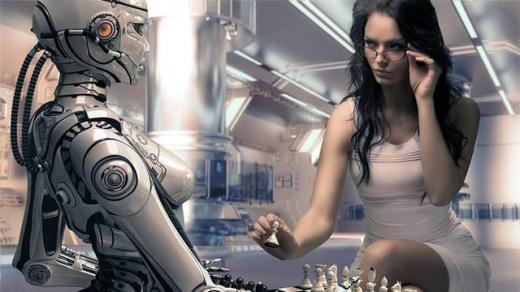 当机器人取代了你的工作,你该怎么办?