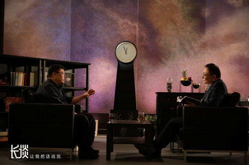 罗振宇和罗永浩聊了个天,一不小心破了个世界纪录!