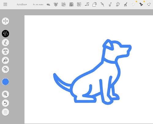 谷歌推出AutoDraw绘图工具