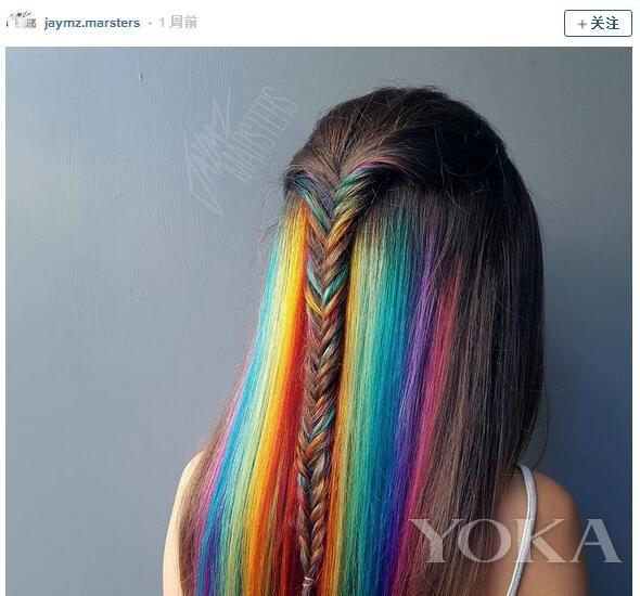 这10个instagram博主 为你的发型提供无线灵感