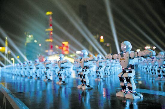 """机器人居然通过了""""自我意识""""的测试,我担心这天还是来了"""