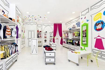 不一样的童装店巧用互联网,年赚180万